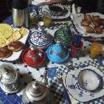 petit déjeuner royal