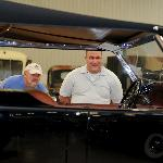 Up close and personal - RM Classic Car Exhibit