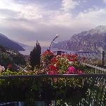 panorama dalla terrazza solarium