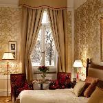 Pavarotti Suite Bedroom