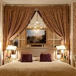 Romanov Suite Bedroom