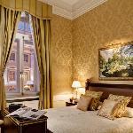 Dostoevsky Suite Bedroom
