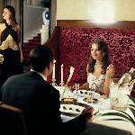 Dinner In Caviar Bar