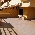 Room 115 terrace