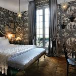 Boudoir room