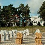 Villa Salve direkt am Strand