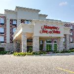 Visit us at the Hampton Inn & Suites Grafton