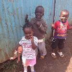 sweet children of Kibera