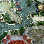 Common Areas as Seen From Above