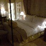 Orkney Suite Bed Area at Night (Oct 12)