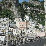 Amalfi close by