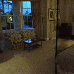 Orkney Suite Seating Area at Night (Oct 12)