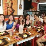 Breakfast with my friends