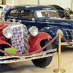 Ever-changing display of rare vehicles