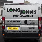 Long John's Surf Academy's Transport