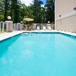 CountryInn&Suites TallahasseeEast Pool