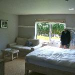 Coastal deluxe room