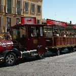 Tren de Toledo Saliendo de Zoco