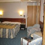 Room 120 standard room (cheapest option)