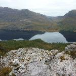 View from Beinn Eighe