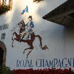 The Royal Champagne