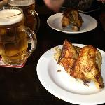 Chicken & Beer... So simple but so perfect