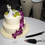 Our wedding cake ;)