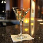 Classic Gin Martini..