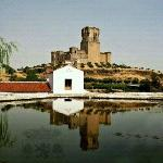 Castillo desde el Pilar