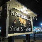 Great place for steak and seafood
