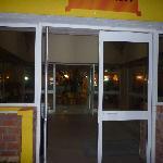 entrée restaurant