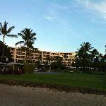 The Ocean Bar & Grill at The Mauna Lani Bay