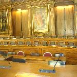 where the Lyon city council meets