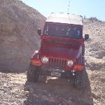 Jeeps in Vegas