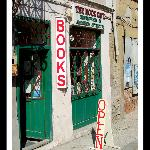 Book Cave doorway at 9 Opalchenska Street in Veliko Tarnovo