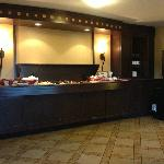 buffet on 12th floor