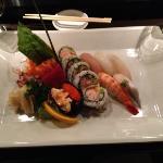 Sushi Dinner, Excellent!