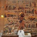 mosaic in Basilique Notre Dame de Fourviere
