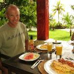 Delicious breakfasts!