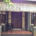 Deluxe Villa Entrance