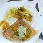 Tasty Sri Lankan Breakfast