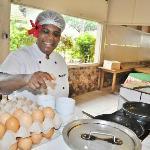 Egg chef!