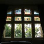 Beautiul window and view