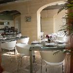 Nuestro restaurante en invierno. Costa blanca, Altea, Cocorocó, Hotel La Serena