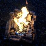 Fire pit :)