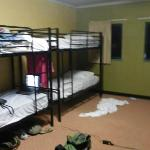 Our 8 bed dorm