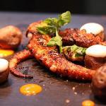 Pulpo a la parilla, Grilled Octopus