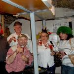 Lustige Veranstaltungen wie die Bierparade