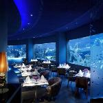 Aquamarine restaurant at Mardan Palace Hotel