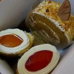 Decent cakes - not the best in HK
